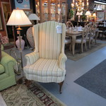 1-9920 Wing Chair
