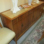 1-21359 Buffet With Stone Top