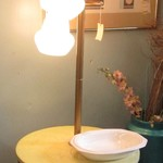 1-22256  Mid Century Table Lamp