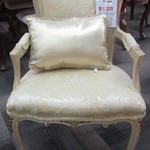 1-22394 French Arm Chair