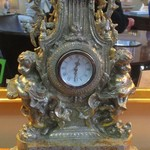 0461 Battery Mantle Clock