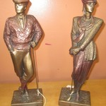 1-18965  Woman Golfer