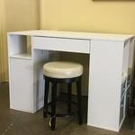 23528-Craft Table w/ Storage