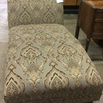 23653- Upholstered Chaise