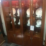 23803 Founders  China Cabinet