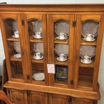 1-24377 Ethan Allen China Cabinet