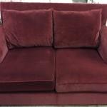 1-24404 Red Sofa