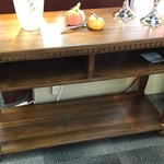 1-24436 Solid Wood TV Stand