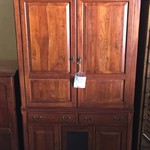 1-18803 Bob Timberlake Cherry Entertainment Cabinet