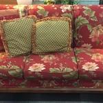 1-24471 Fairfield Red Sofa