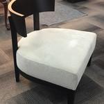 1-24496 Modern Black Chair