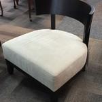 1-24494 Modern Black Chair