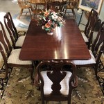 1-24570 Harden Table w/ 6 PA House Chairs, Leaf