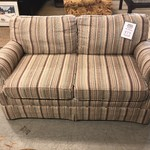 1-24751 Stripped Love Seat