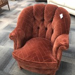 1-25203 Red Chair
