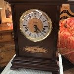 1-24312 Bulova Clock