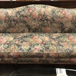 1-25386 Key City Floral Sofa