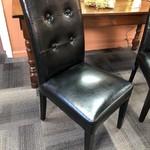 1-25540 Black Side Chair