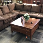 1-25901 Brown Sectional
