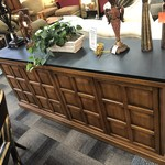 "1-25676 ""Widdicomb"" Grand Rapids Large Slate Top Buffet"