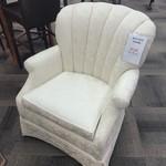 1-26206 Key City White Chair