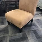 1-27032 Gold Microfiber Chair