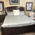 1-27137 4 Piece King Bed