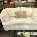 1-27563 Sherrill White Sofa