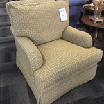 1-27997 Ethan Allen Upholstered Chair