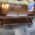 1-28035 Wood Coffee Table