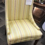 1-27981 Green/Yellow Accent Chair