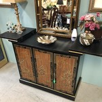 1-28128 Drexel Asian Serving Cabinet