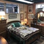 1-28275 Kincaid Queen Bedroom Set, Chest, Dresser w/ Mirror, Nightstand