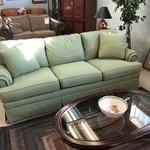 1-28443 Green Thomasville Sofa