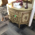 1-28308 Hand Painted Console Table