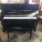 1-29493 Yamaha Black Ebony Piano