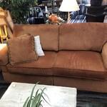 1-29499 CR Laine Rust Sofa