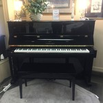 1-29493 Yamaha Black Ebony Piano