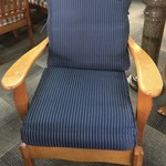 1-30248 Vintage Blue Chair