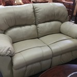 1-30338 La-Z-Boy Rocker and Recliner Loveseat