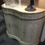 1-30367 Painted Cabinet