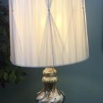 1-30044 Marble Base Tall Lamp