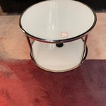 1-29388 Round Chrome & Glass Coffee Table