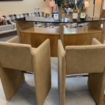 1-30518 Bar w/ Two Stools