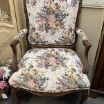 1-30734 Flower Arm Chair