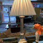 1-31082 Silver Lamp