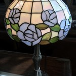 1-30951 Stained Glass Lamp