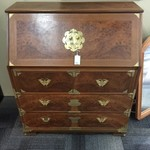 1-31051 Wood Secretary Desk