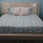 1-31237 King Custom Platform Bed