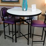 1-31247 Bistro Table w/ 2 Chairs